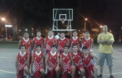 basquet infantiles