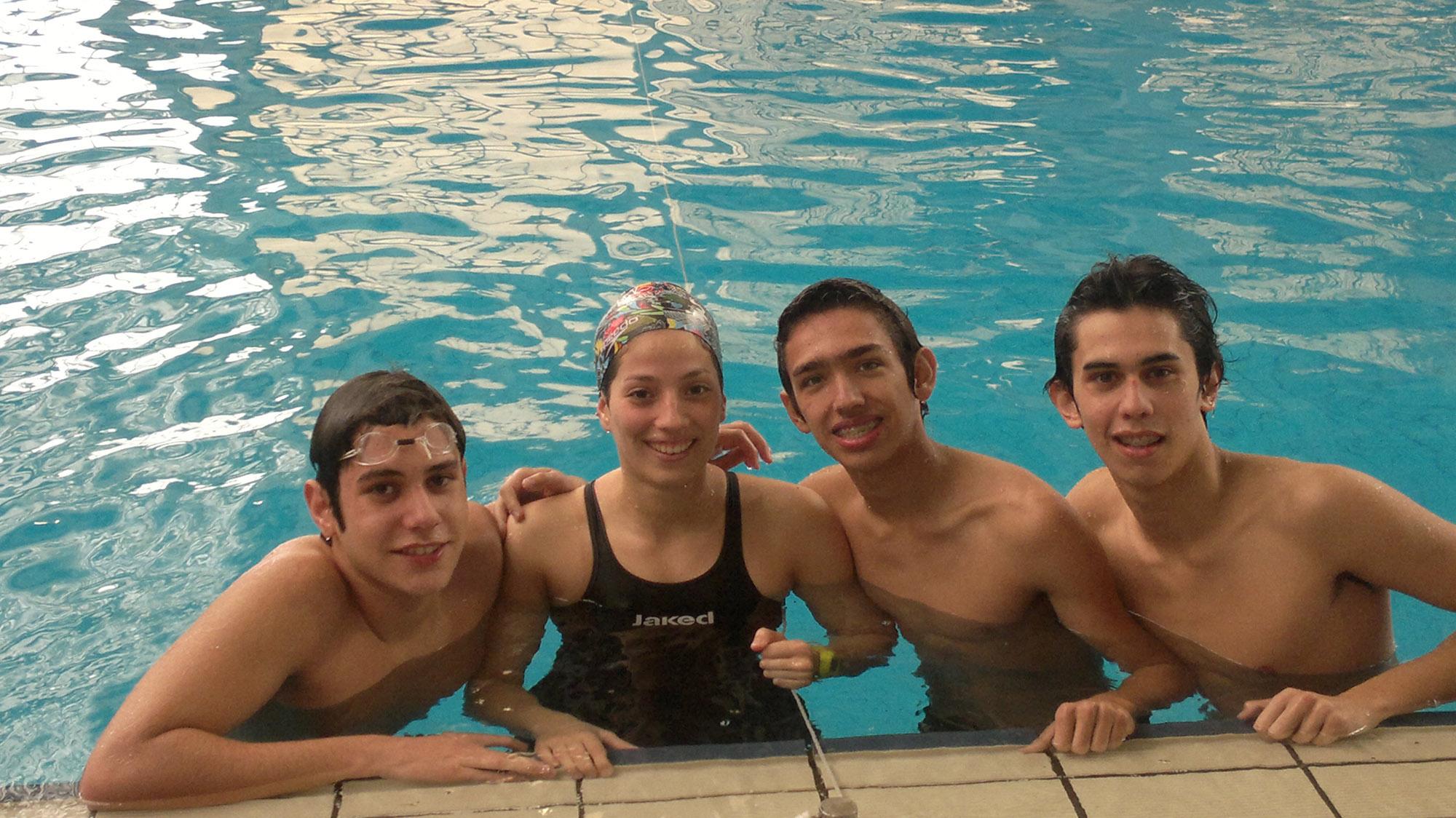 foto natacion