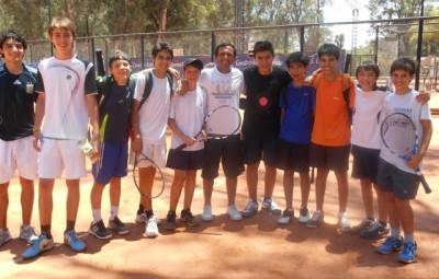 tenis plantel